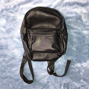 Handbags - Black Small/Mini Back Pack